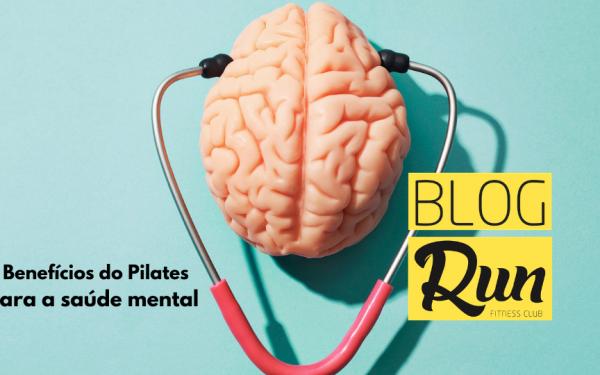 3 Benefícios do Pilates para a saúde mental.